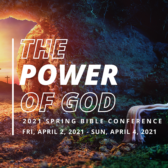 2021 Spring Bible Conference