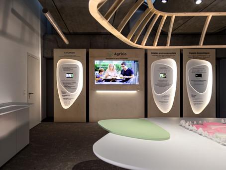 Une demo-room au service d'un projet durable
