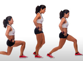Why Do I Have to Do Lunges?!
