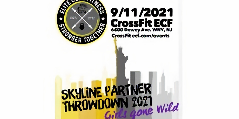 NJ Crossfit Competition: Skyline Partner Throwdown 2021