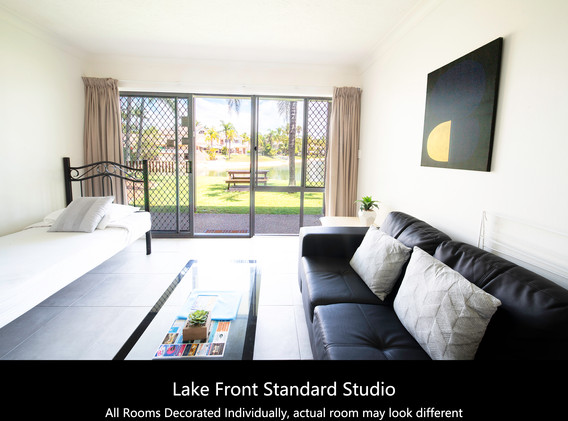 Lake Front Standard Studio