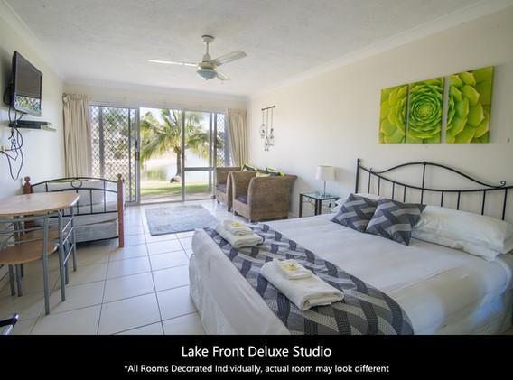 Lake Front Deluxe Studio