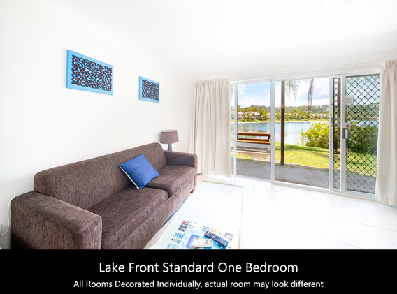 Lake Front Standard Onebedroom