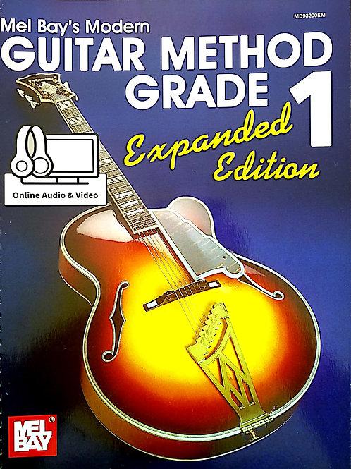 Melbays Guitar Method Grade 1