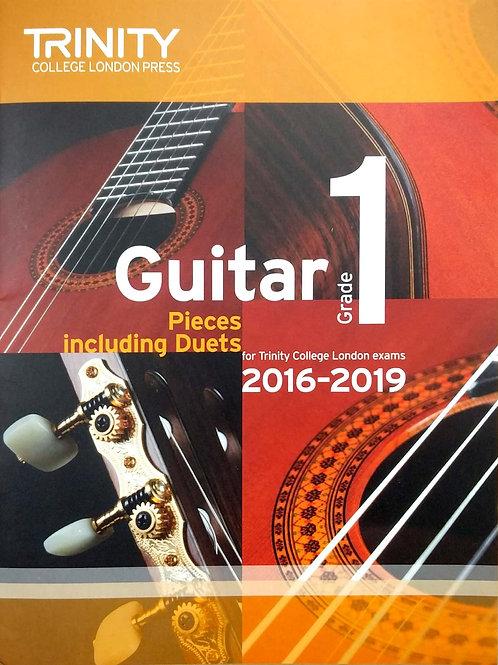 Guitar (Grade 1) Trinity (2016-2019)