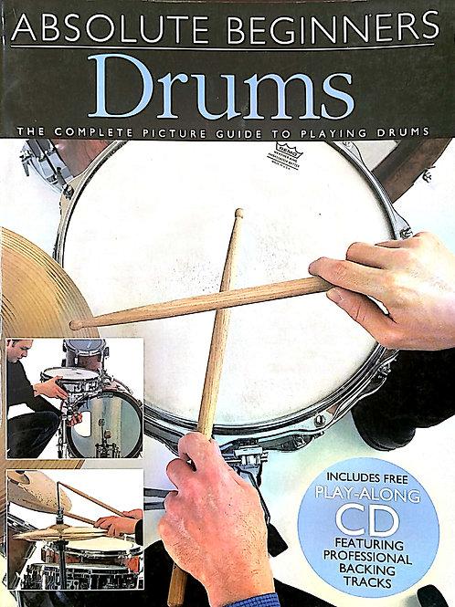 Absolute Beginner's Drums