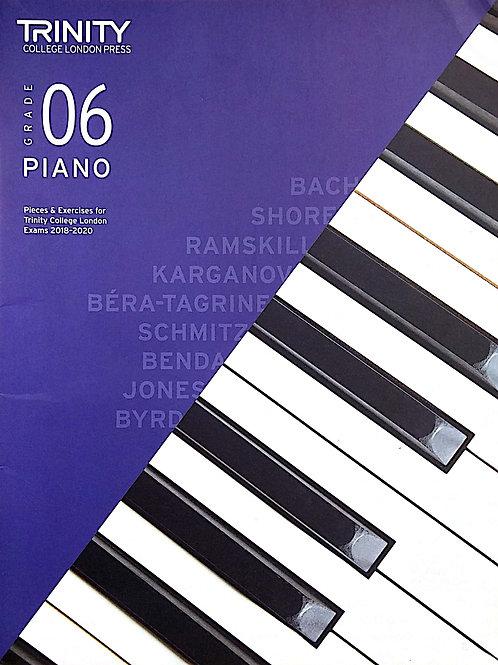 Piano (Grade 6) Trinity