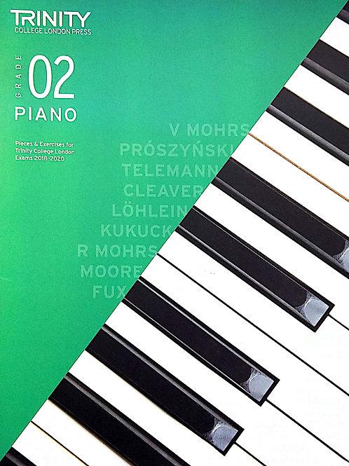Piano Grade 2 - Trinity (2018-2020)