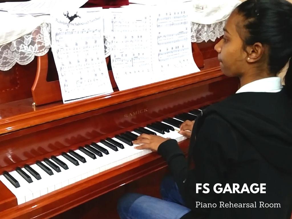 Piano Rehearsal