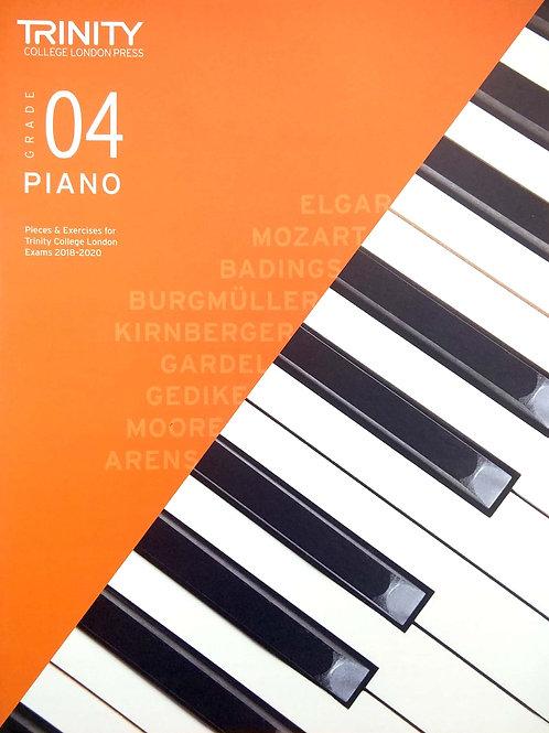 Piano (Grade 4) Trinity