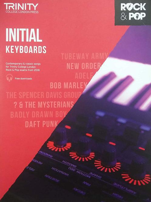 Keyboard (Initial) Trinity Rock & Pop