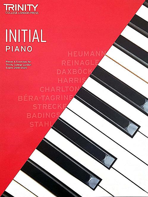 Piano Initial - Trinity 2018-2020