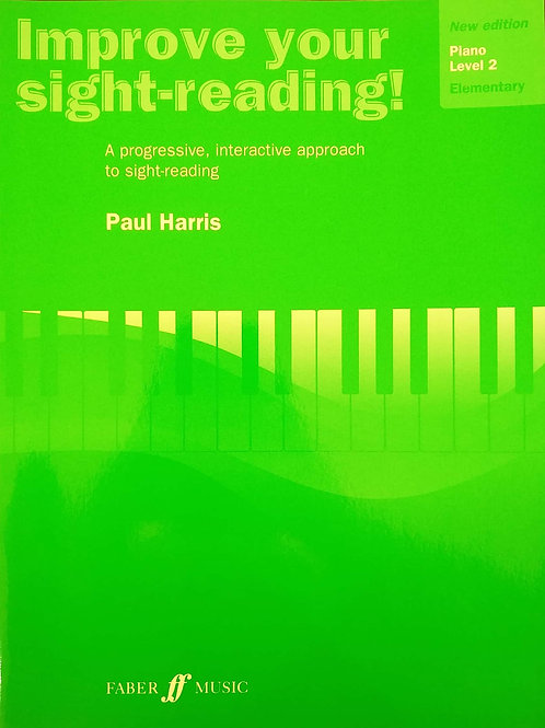 Improve your Sight Reading - Piano Level 2 - Paul Harris