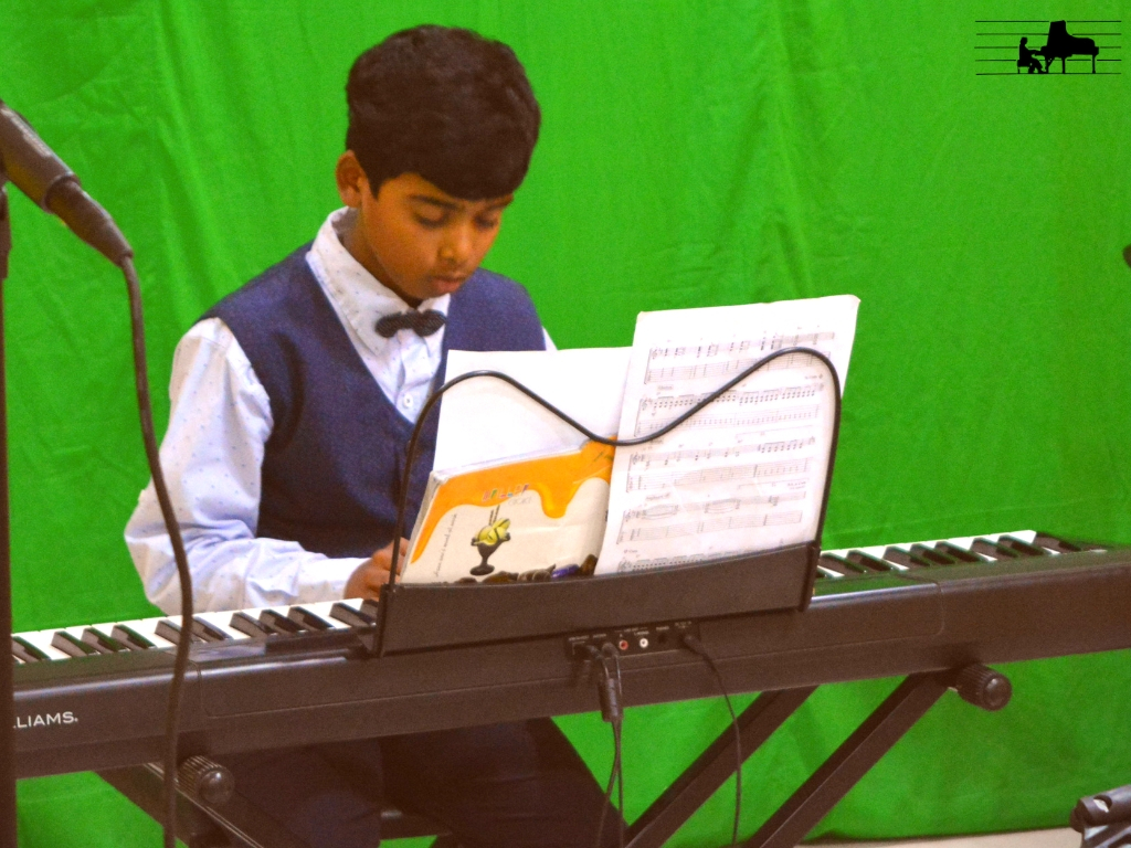 Our Jazz pianist and most promising musi