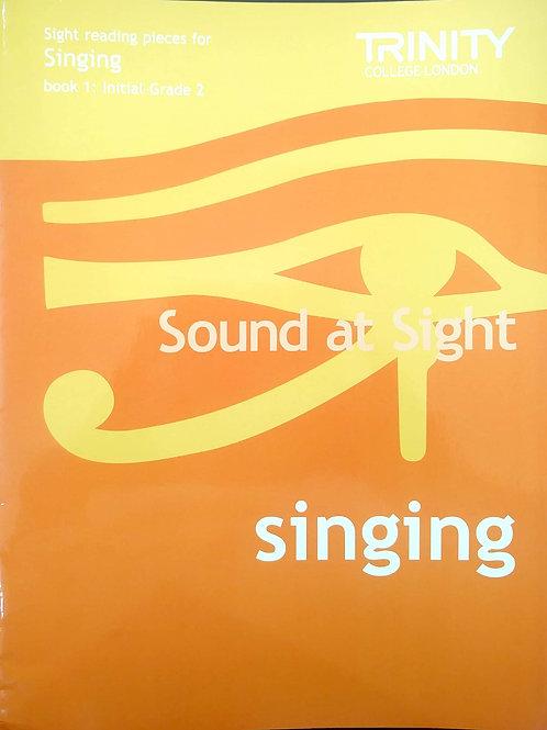 Sound at Sight - Vocal (Initial - Grade 2) Trinity