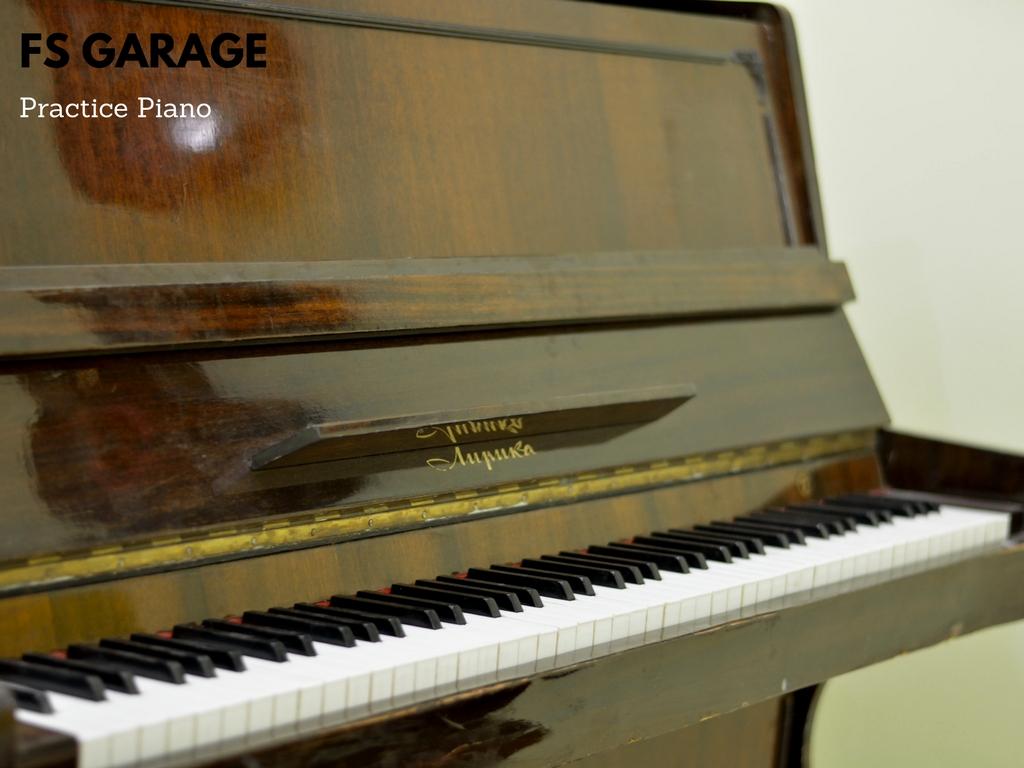 Practice Piano 1