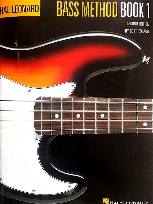 Bass Method - Book 1