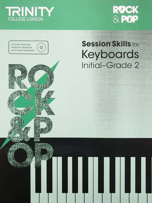 Keyboard Session Skills (Initial-Grade 2)