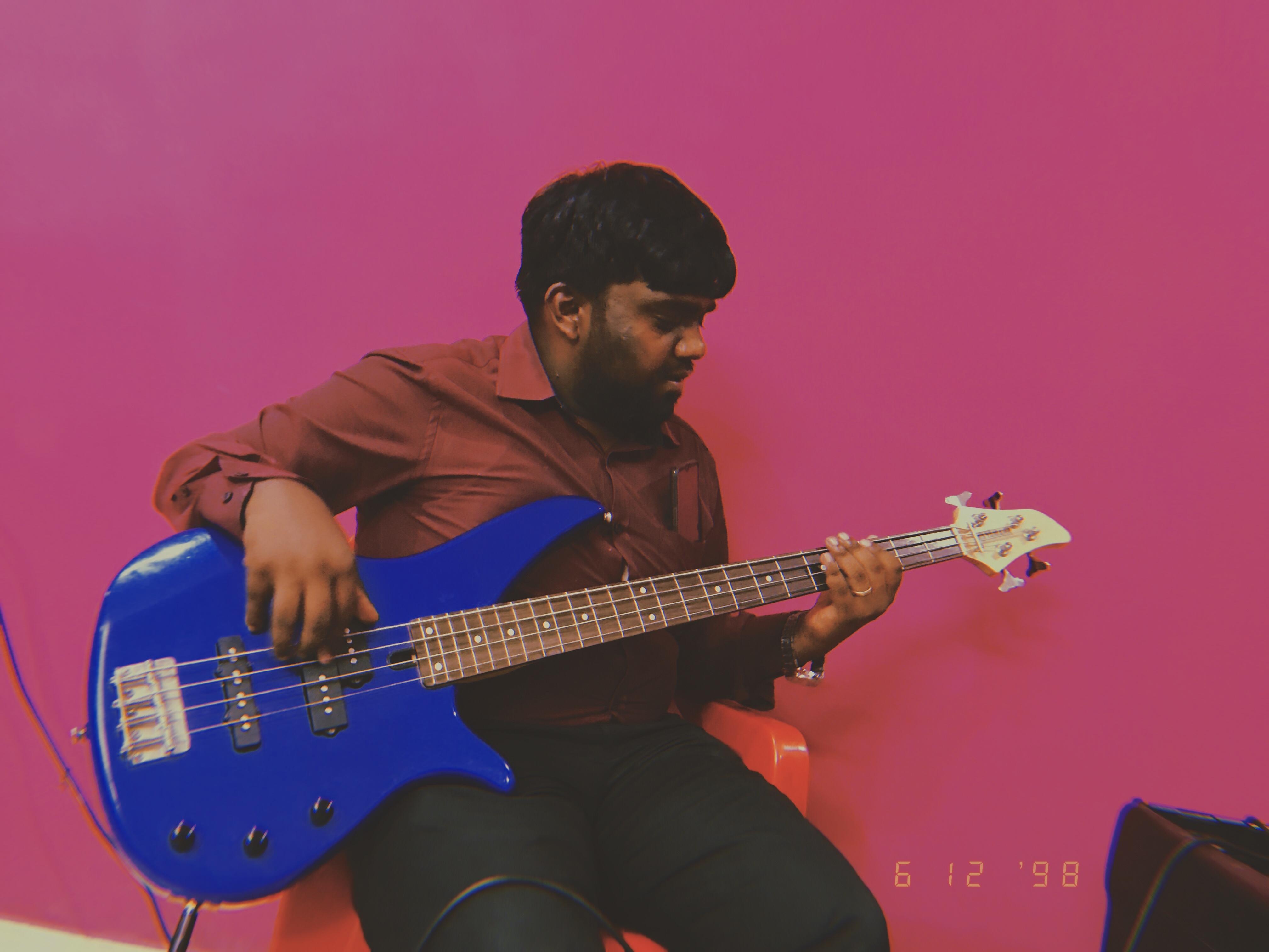 Jeban on Bass
