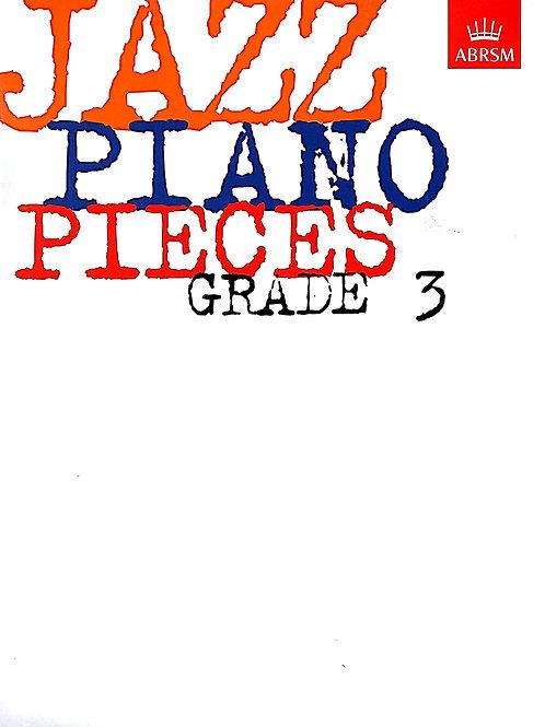 Jazz Piano (Grade 3) ABRSM