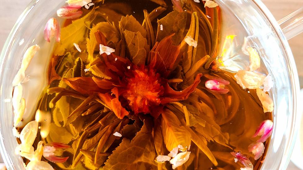 Blooming Tea Cup