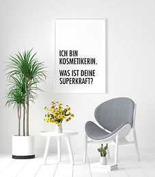 YBenschneider-Shop_Plakat_Ich-bin-Kosmet
