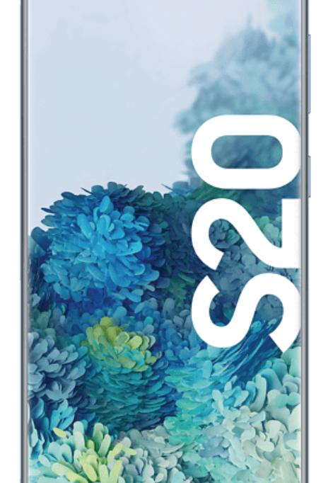 Samsung Galaxy S20+128 GB Schwarz