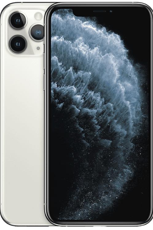 iPhone 11 Pro Max 64 GB Silber