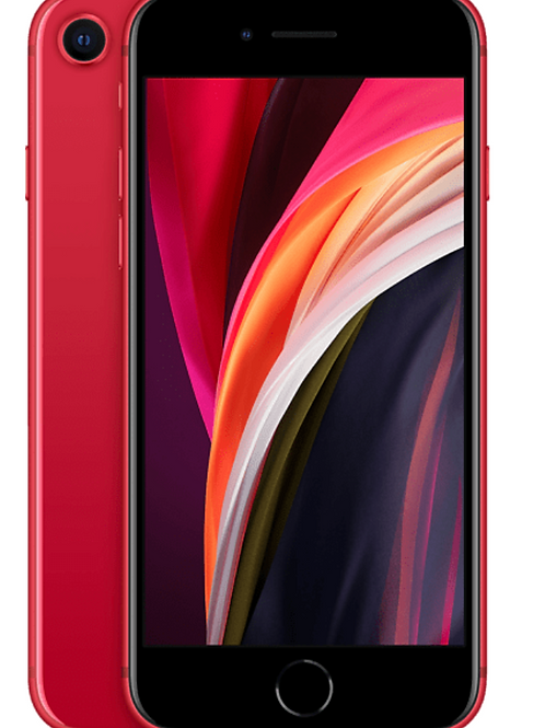 iPhone SE 2020 64 GB Rot