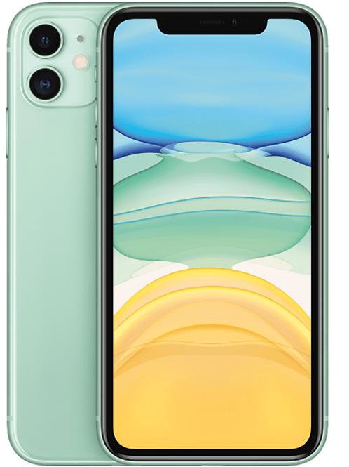 iPhone 11 64 GB Grün