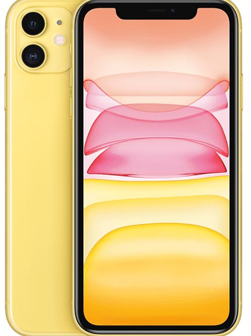 iPhone 11 128 GB Gelb