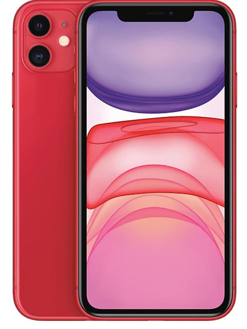 iPhone 11 256 GB Rot