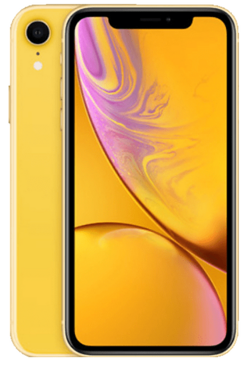 iPhone Xr 128 GB Gelb