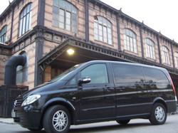 Minivan Madrid Transfer (2)