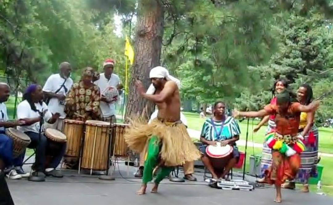 Fatu & Ujamaa DBAF 2007