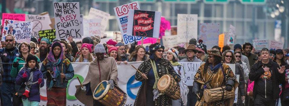Denver Women's March 2017 & 18