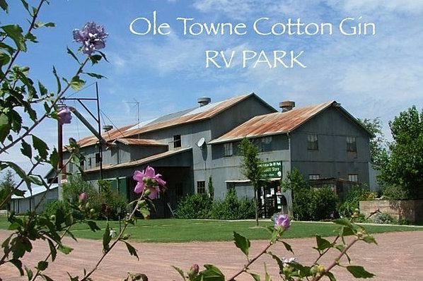 Ole Towne Cotton Gin Rv Park Hwy 287 Big Rig Goodlett