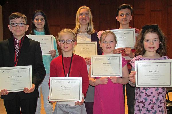 2019 PEIRMTA Student Composer Competitio