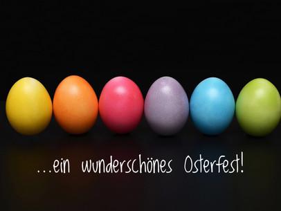 Ein schönes Osterfest!