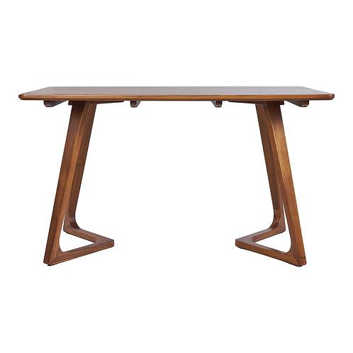 2023系列-實木餐桌 W130×D80×H76cm