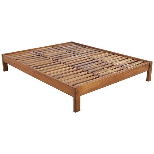 通用款-實木床架