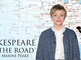 Shakespeare; Maxine Peake and Classic FM