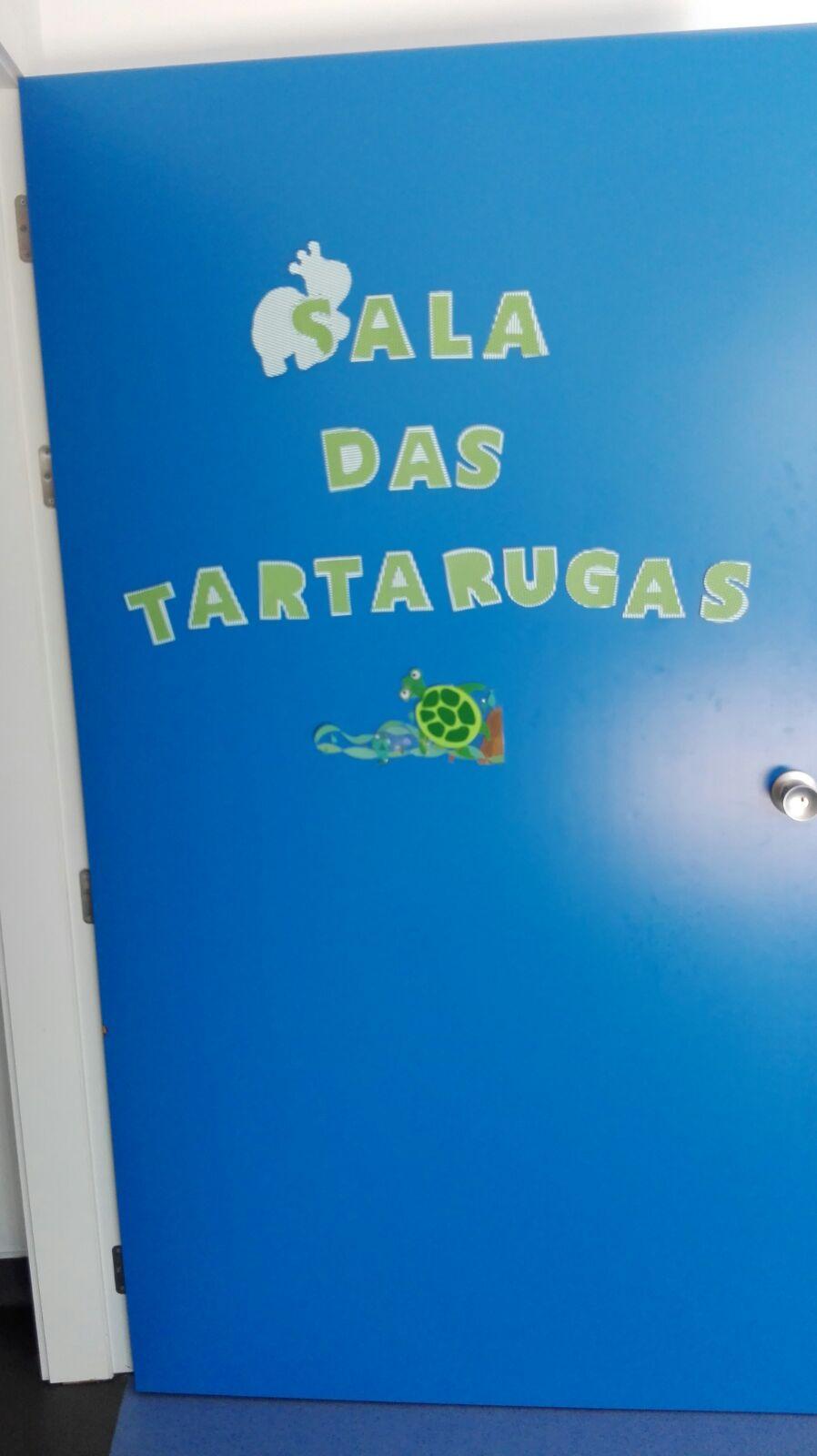 Sala das Tartarugas - Sala dos 3 ano