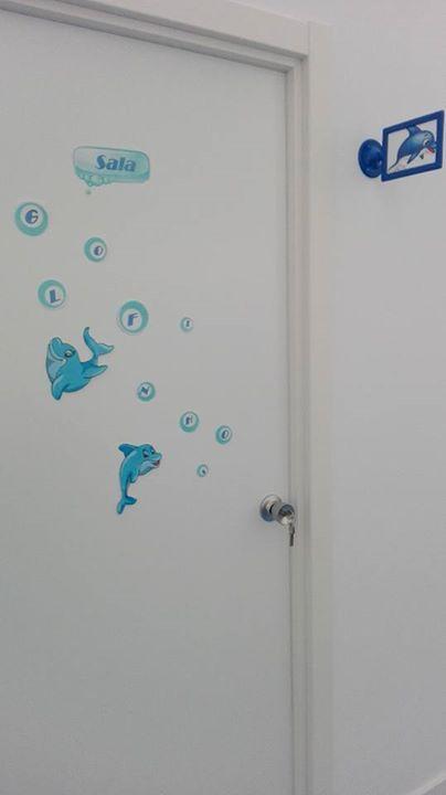 Sala dos Golfinhos - Sala dos 4 anos