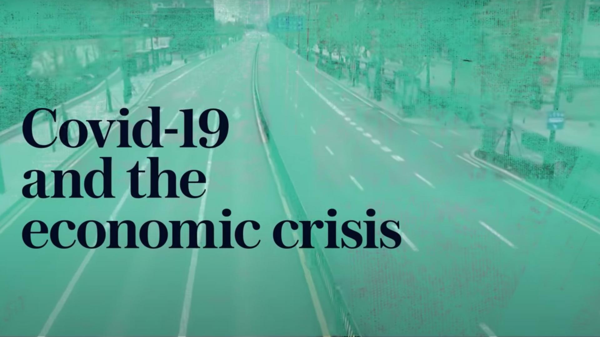 Telegraph Decodes: Covid-19 & the economic crisis