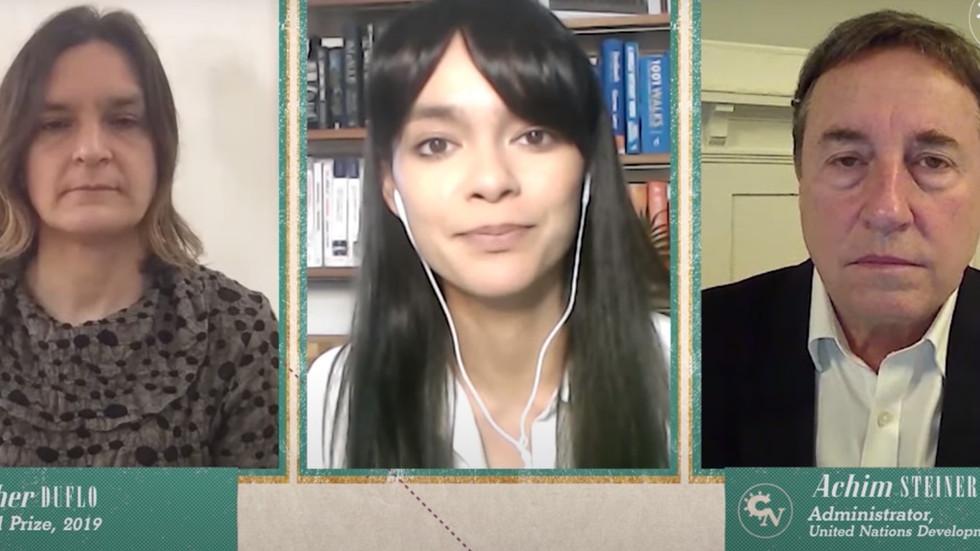 CoronaNomics: Esther Duflo, Joseph Stiglitz & Achim Steiner