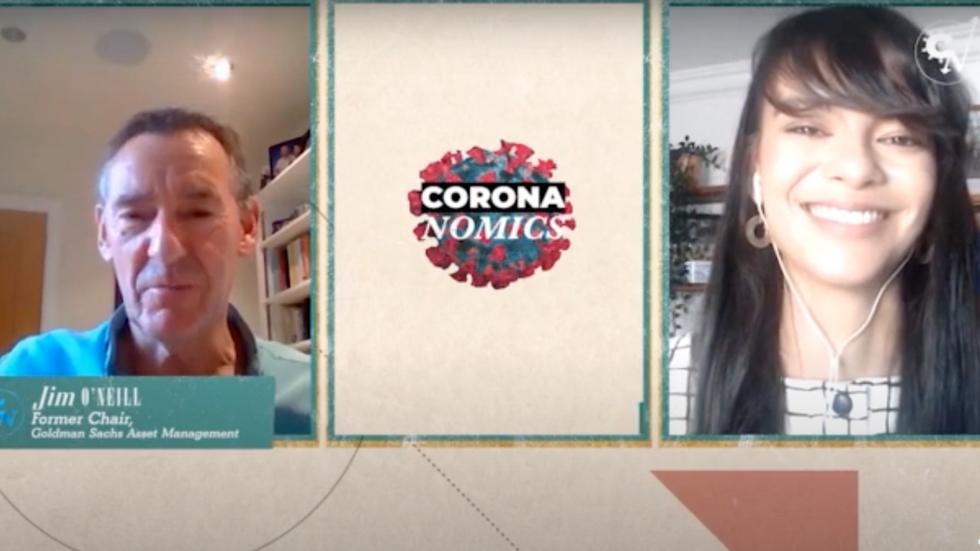 CoronaNomics: Jim O'Neill & Willem Buiter