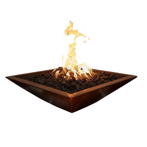 OBLIQUE FIRE BOWLS