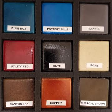 GFRC STAIN&SEAL COLORS