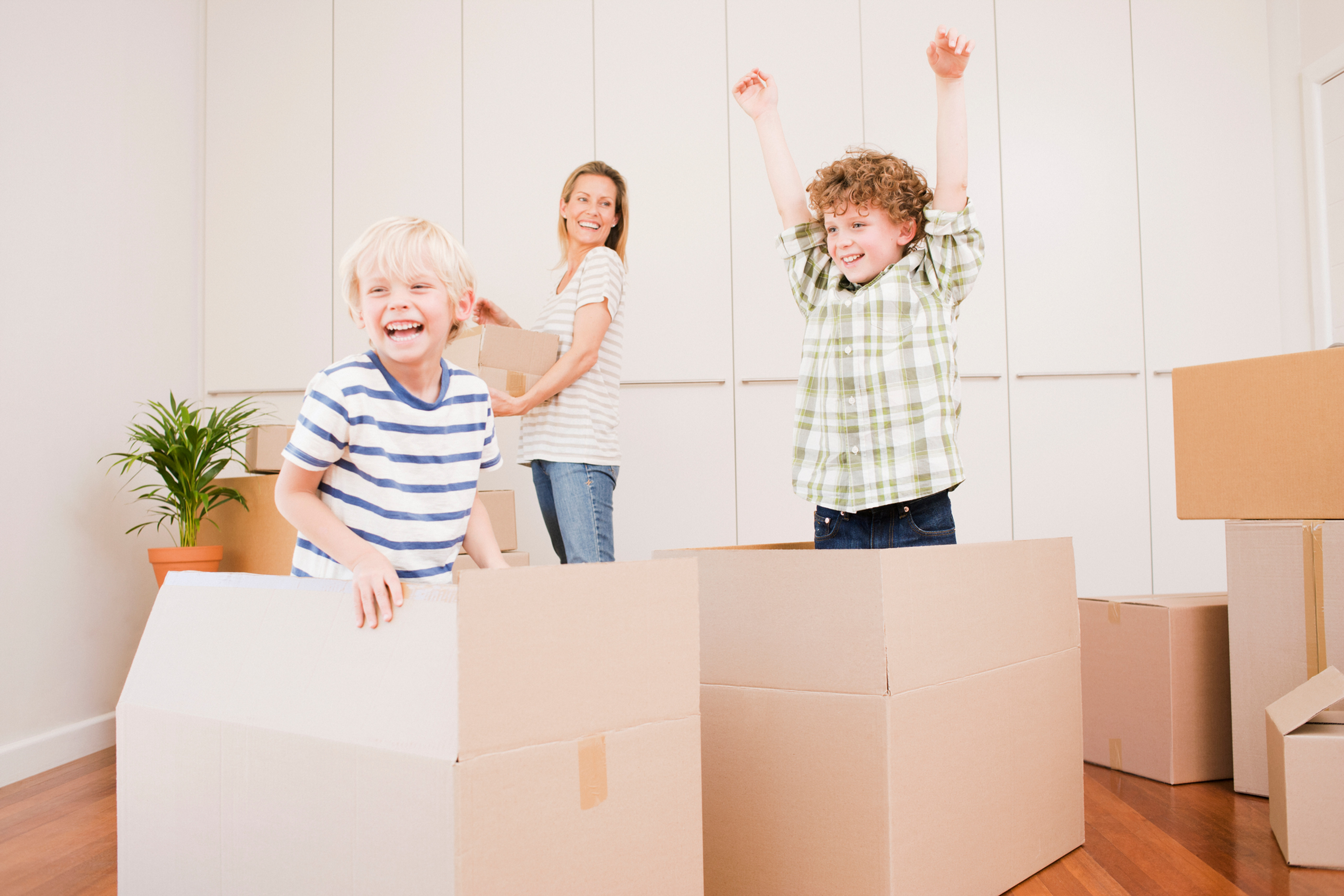 Moving In/Out Package